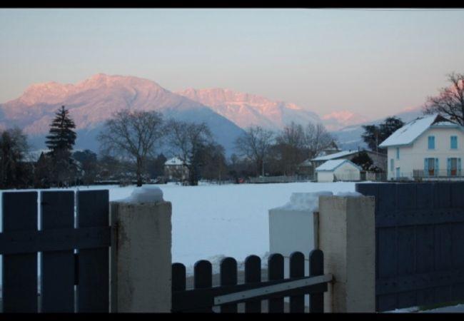 Maison à Saint-Jorioz - A la Chapelle, Maison rénovée avec VUE montagnes.