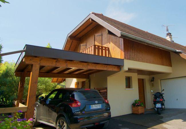 Maison à Menthon-Saint-Bernard - Menthon St B. Spacieuse maison contemporaine