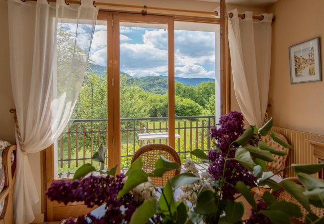 Maison à Talloires-montmin - Talloires - Maison de famille 4 chambres