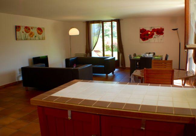 Appartement à Saint-Jorioz - ST JORIOZ - LORNARD Duplex&Jardin 8 pers.