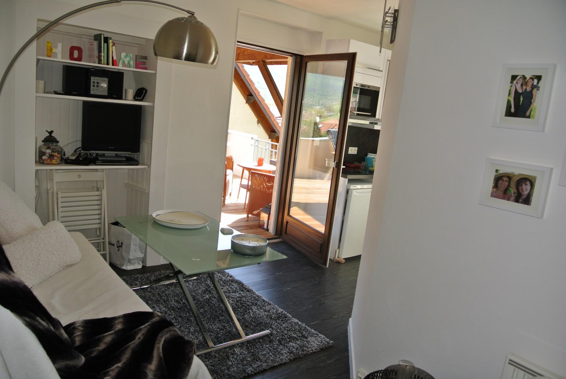 Appartements a saint jorioz st jorioz beausejour for Appartement grande terrasse