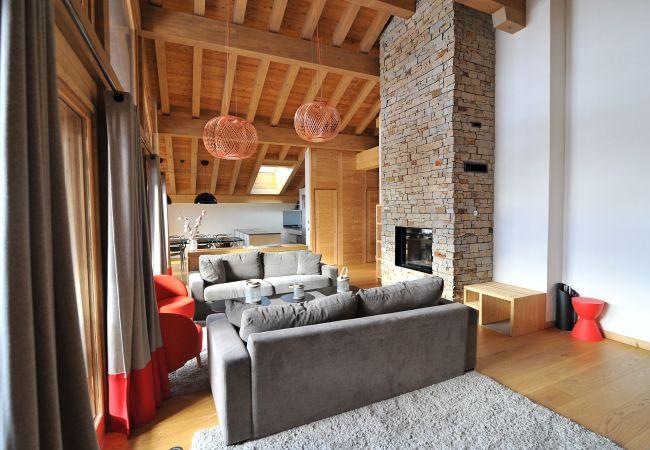 Appartement à La Clusaz - Résidence LES CIMES***** 10/12pers-T6