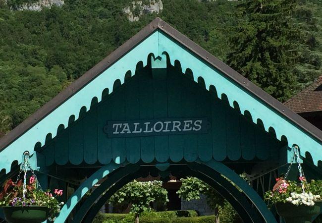 Appartement à Talloires-montmin - Talloires village, Le Loft du  Manoir