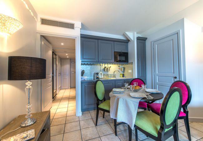 Appartement à Duingt - BAIE DES VOILES - #219 One bedroom Mezzanine