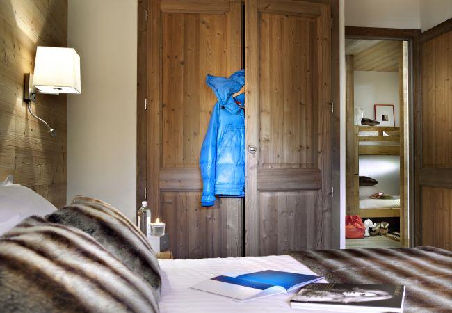 Appartement à La Clusaz - Résidence GRANDES ALPES**** 6pers.T3