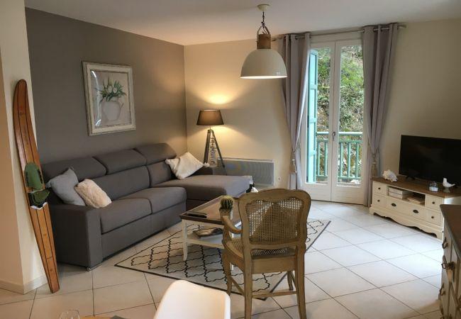 Appartement à Duingt - Libellules - L'Annexe vue lac et montagnes