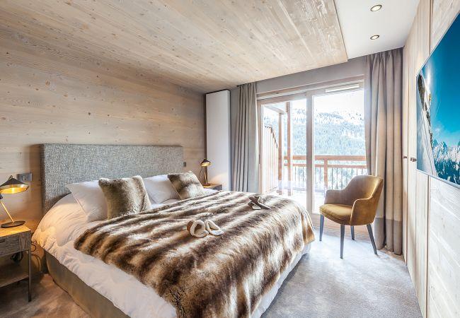 Appartement à Les Allues - W-Appartement 140 m² luxueux résidence neuve