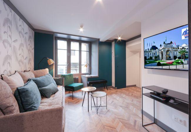 Aparthotel à Aix-les-Bains - Aix-les-Bains, Les Thermes du Casino 1 chambre 2 p