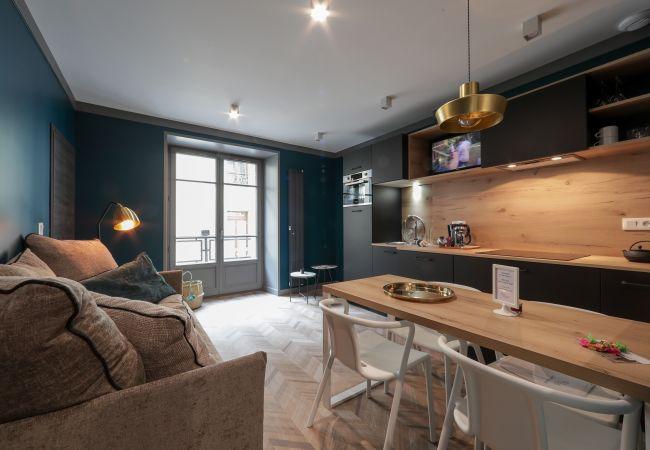 Aparthotel à Aix-les-Bains - Aix-les-Bains Thermes Casino Magnifique T2