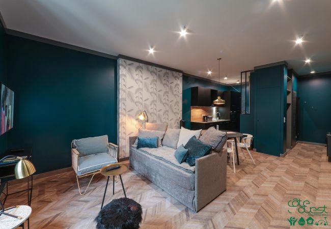 Aparthotel à Aix-les-Bains - Aix-les-Bains, Les Thermes du Casino 3 pièces 45m²