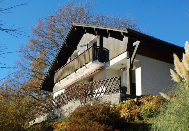 Chalet in Saint-Jorioz - ST JORIOZ - Le NOIRET Chalet familial vue lac