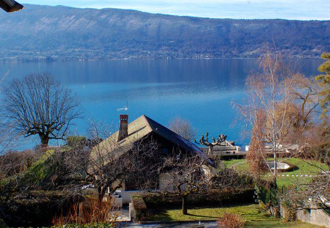 House in Veyrier-du-Lac - VEYRIER - Maison avec accès direct au lac & Ponton