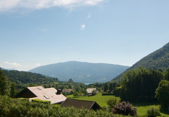 House in Bluffy - BLUFFY MAISON CONTEMPORAINE - Vue lac