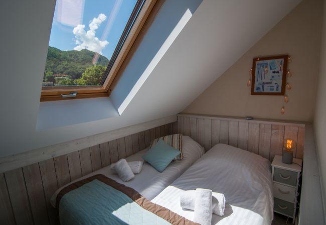 Apartment in Duingt - BAIE DES VOILES - #217 DUPLEX 6 pers. VUE Lac