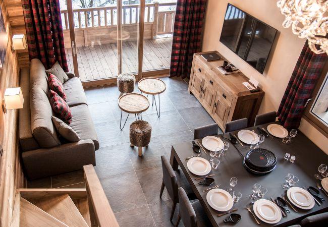Apartment in La Clusaz - Résidence LES CIMES***** Duplex 8/10pers