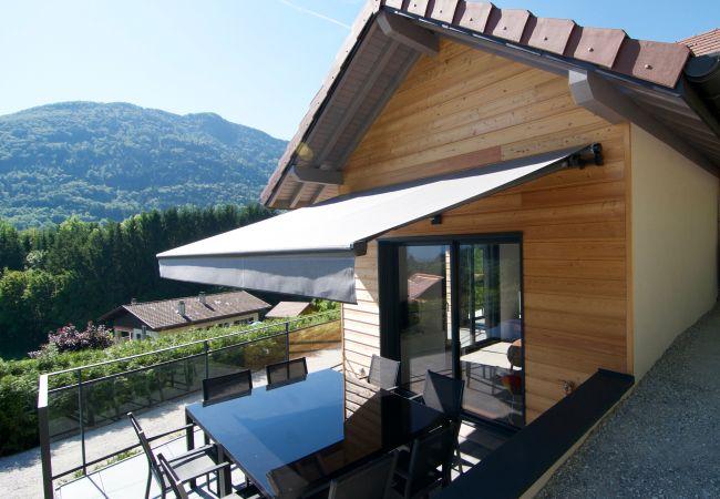 House in Bluffy - BLUFFY La Grande Maison contemporaine