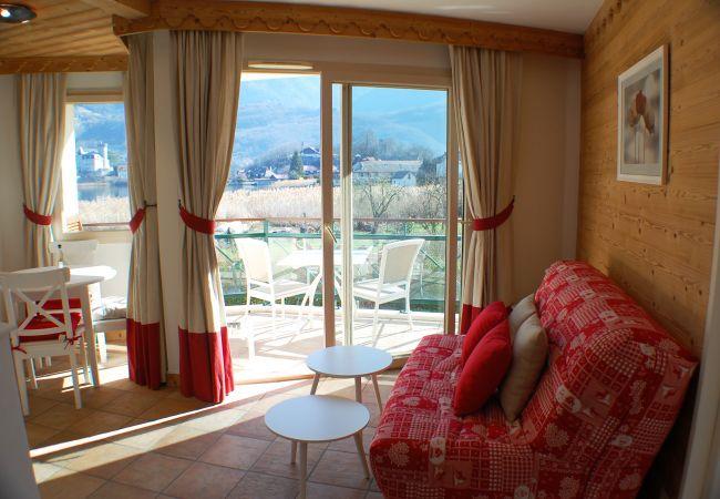 Apartment in Duingt - BAIE DES VOILES - #106 Pieds dans l'eau- 1ch.