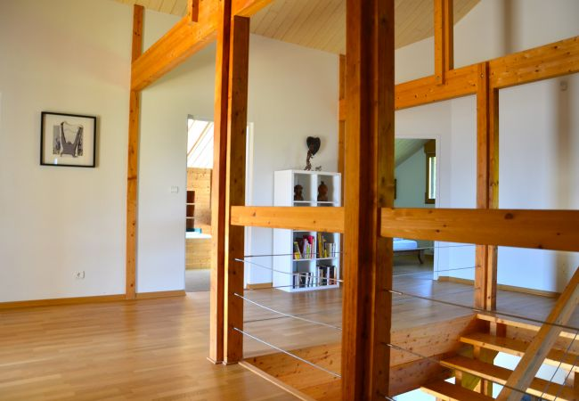 House in Saint-Jorioz - ST JORIOZ-MAISON BOIS AVEC PISCINE et VUE