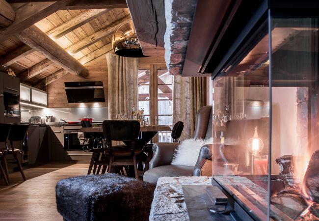 Chalet in La Clusaz - Le Grand Chalet du Bossonnet 5*, côtés Village & C