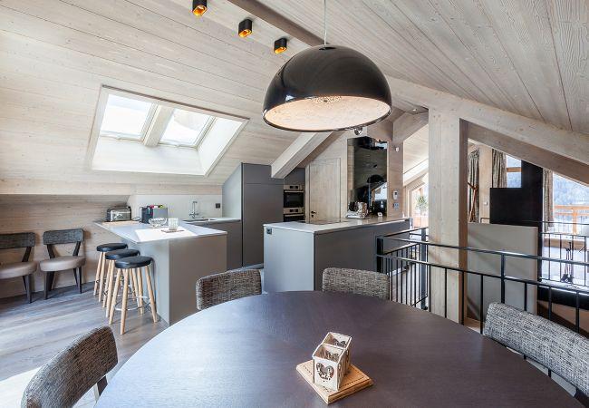 Apartment in Les Allues - W-Appartement 140 m² luxueux résidence neuve