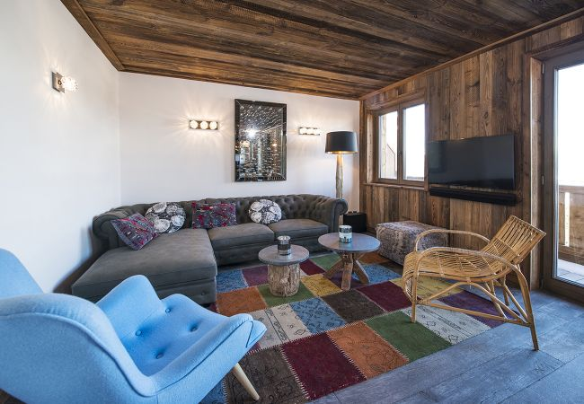 Apartment in Courchevel - W-Charmant appartement 3 chambres- Courchevel 1850
