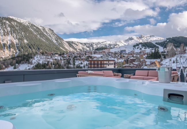 Apartment in Courchevel - W-Courchevel Appartement neuf exceptionnel 702