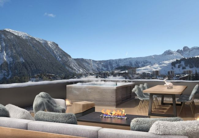 Apartment in Courchevel - W-Courchevel Penthouse George-Phoenix 901
