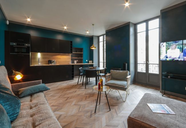 Aparthotel in Aix-les-Bains - Aix-les-Bains, Les Thermes du Casino 2 pièces 41m²